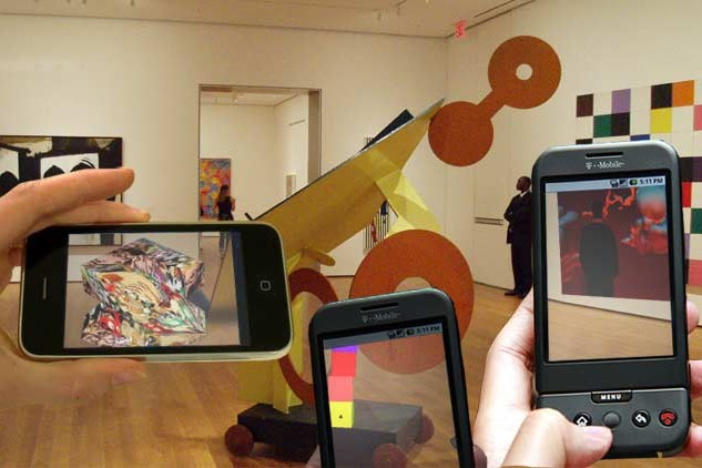 Augmented Reality Art Takes Over The MoMA