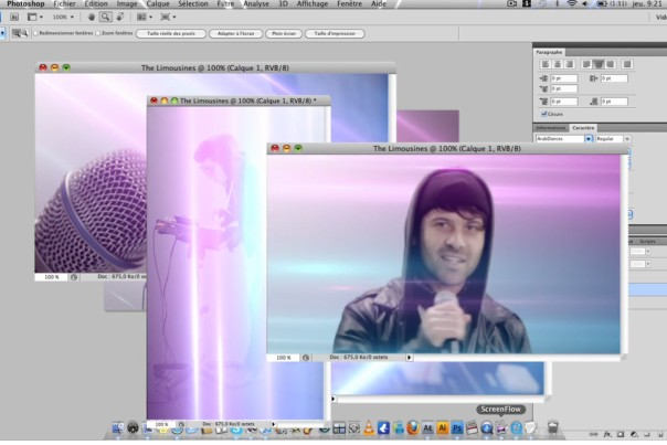 New Music Video Takes Place In Photoshop