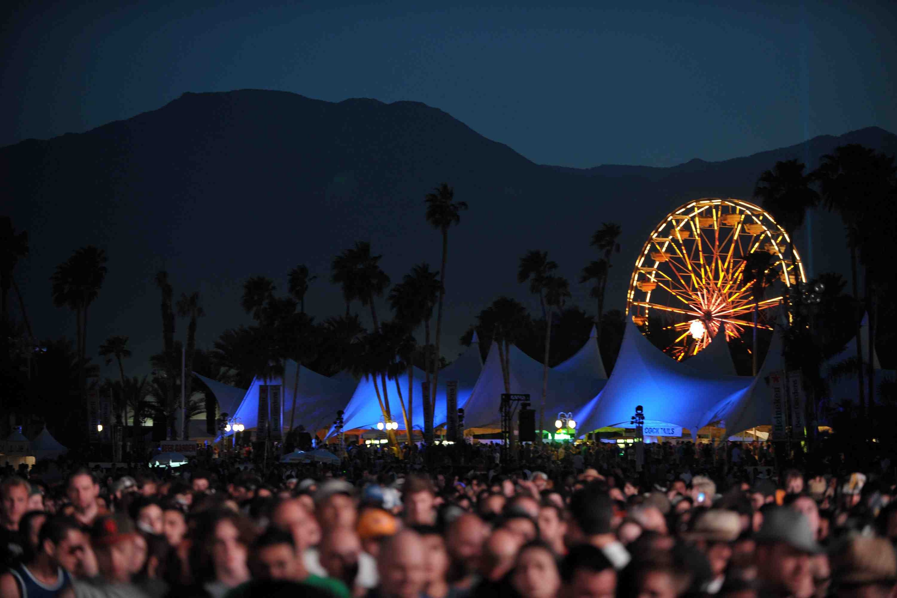 The 10 Bands We're Most Excited To See At Coachella 2011