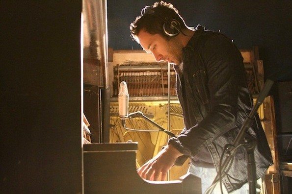 Diego Stocco Can Make Music Out of Anything, Including A Burning Piano
