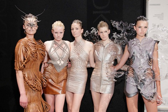 The Year In Lists: Most Futuristic Fashions 2011
