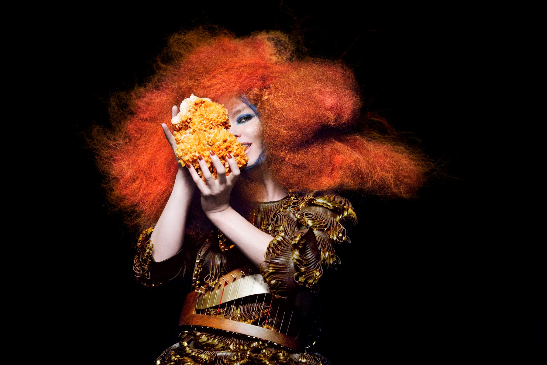 "Björk Announces ""Biophilia"" New York Residency And Education Series"