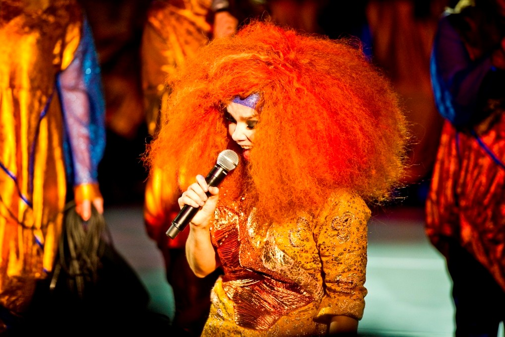 Preview Björk's Biophillia NYC Residency [Photo Gallery]