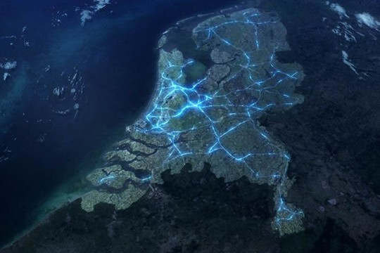Taxi Journeys And Flights Become Electrified Animations