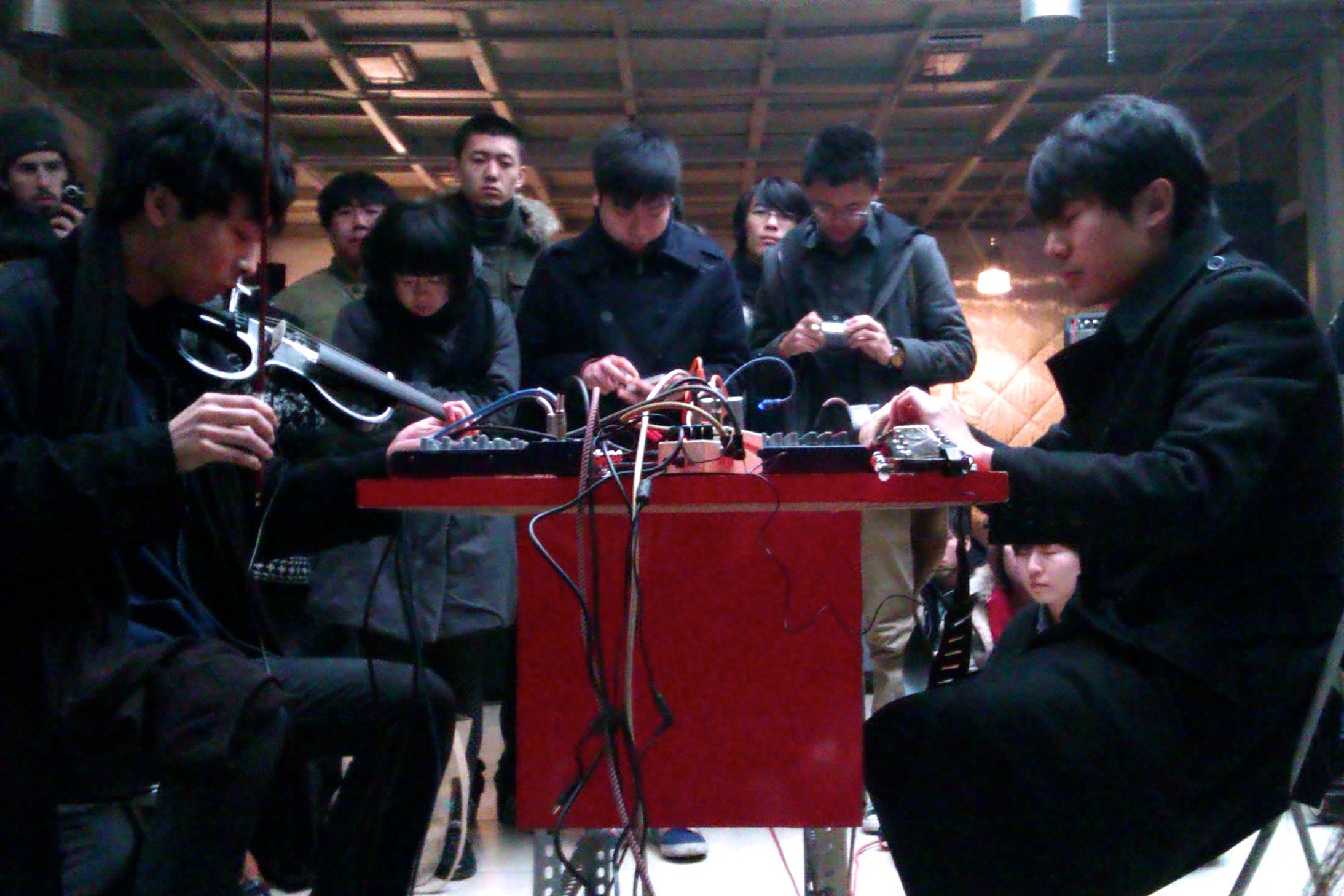Sally Can't Dance: Inside China's Blossoming Music Underground