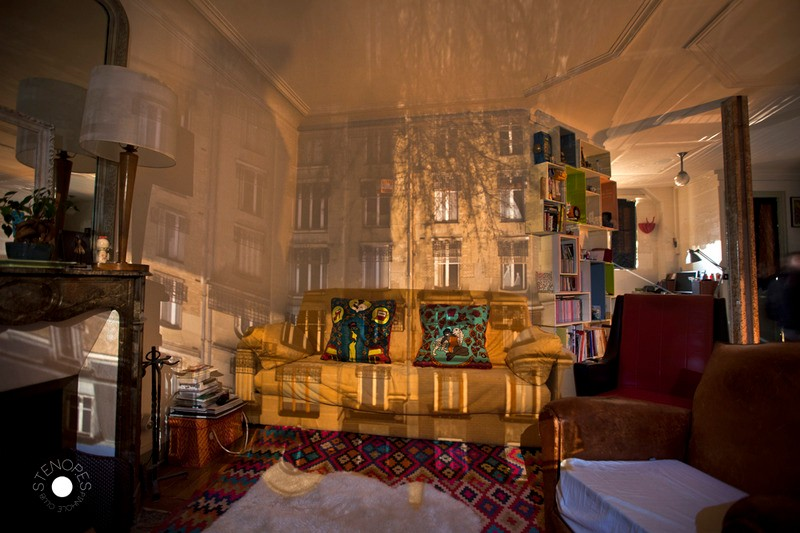 Photographers Turn Entire Apartments Into Pinhole Cameras