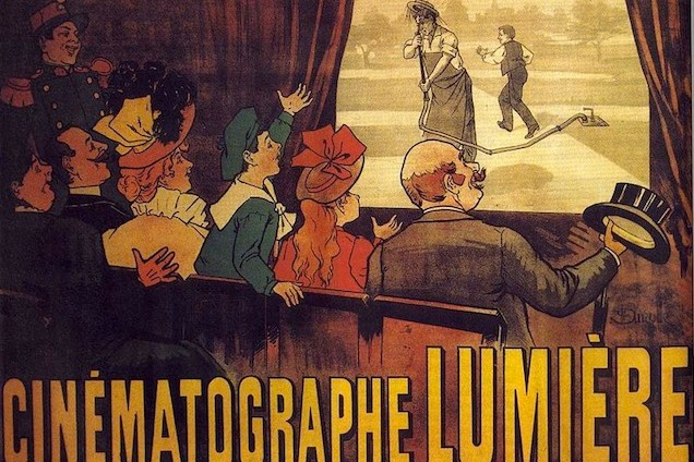 Original Creators: The Lumière Brothers