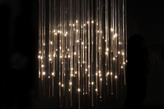 Moritz Waldemeyer Creates Ambient LED Candles