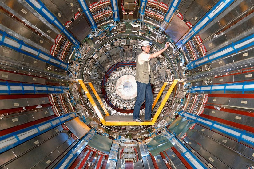 The Large Hadron Collider In All Its Sublime Glory [Gallery]