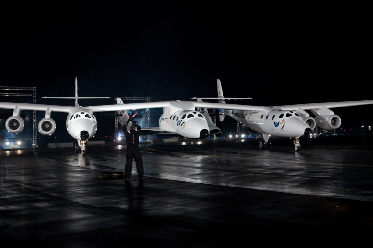 Virgin Galactic Takes A Few More Small Steps Toward The First Commercial Space Flight