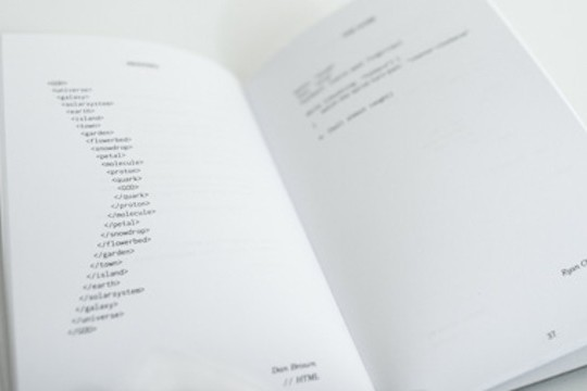 code {poems} Is An Anthology Of Thoughtful And Moving Expressions Of Programming Language