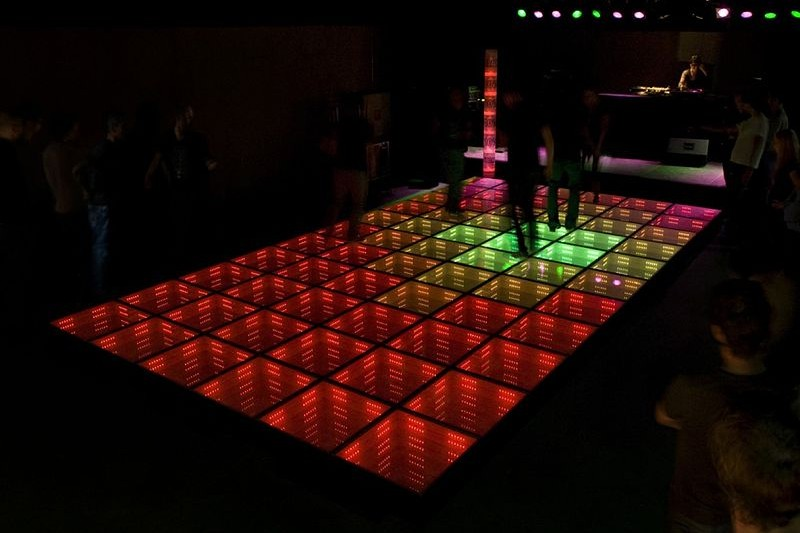 Turn Your Super Fresh Dance Moves Into Energy With The Sustainable Dance Floor