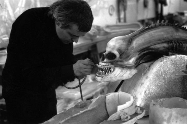 Original Creators: Biomechanical Surrealist H.R.Giger