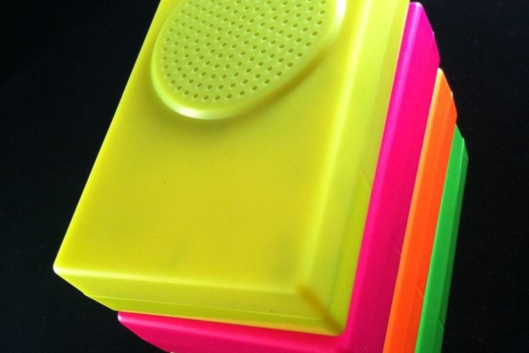 The New And Improved Buddha Machine, An Ambient Boom Box Now In Neon Colors