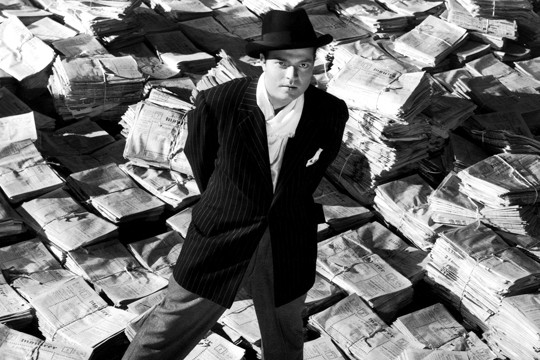 Original Creators: Filmmaking Genius Orson Welles