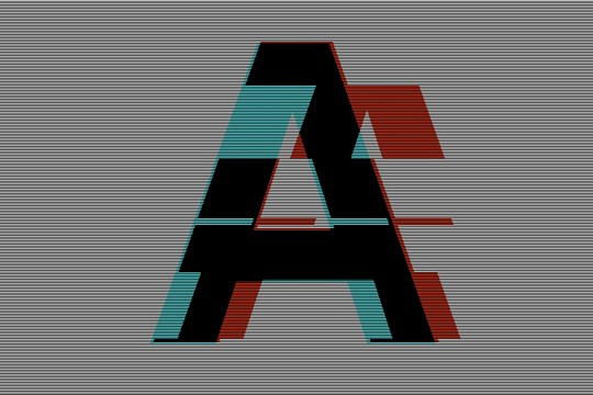 Glitched Helvetica, The Kraftwerk-Inspired KWERK, And Other Unusual Typefaces