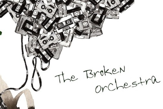 "LAYERS: Mapping The Route Of The Broken Orchestra's ""To A Place"""