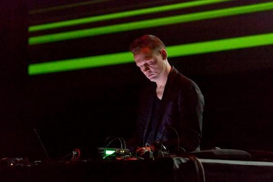 Carsten Nicolai Performs His Infinite Compositions, Songs Without Beginning Or End