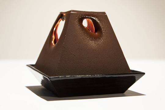 The Lumière au Chocolate: An LED Lamp Made From Delicious Chocolate