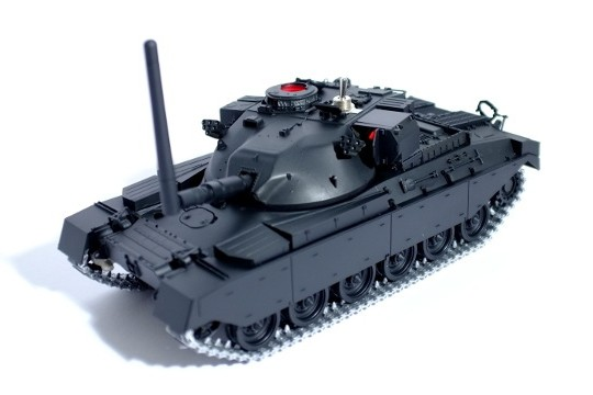 Block Cell Phone Signals With This Customized Battle Tank