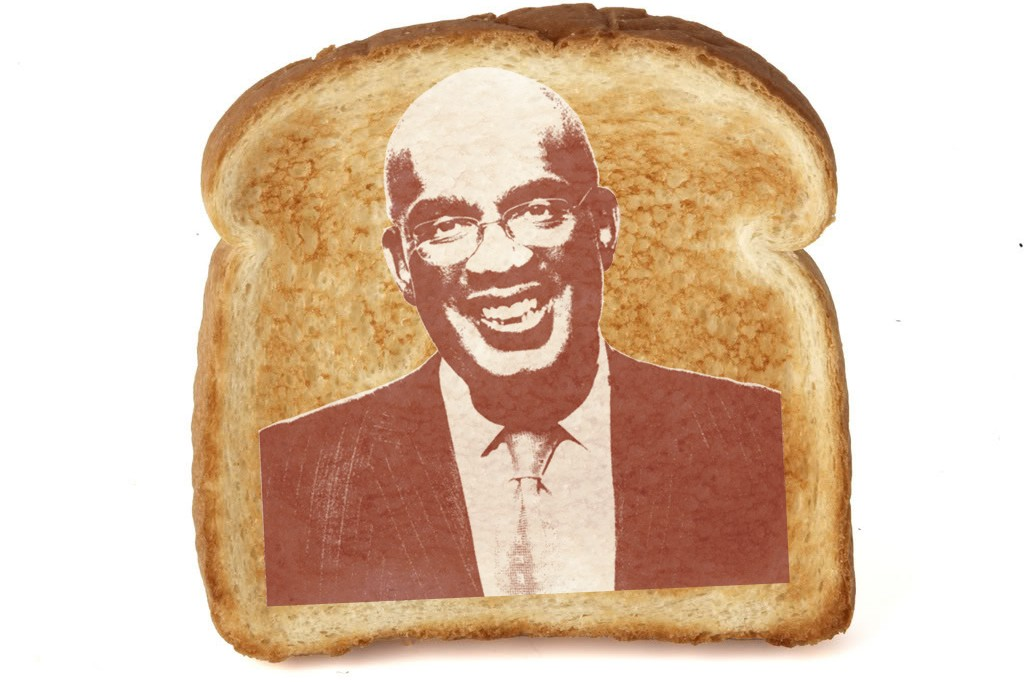 "Eat Your Face For Breakfast With ""Toaster Selfies"""