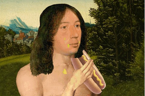 10 GIFs Of Renaissance Paintings Doing Ridiculous Things