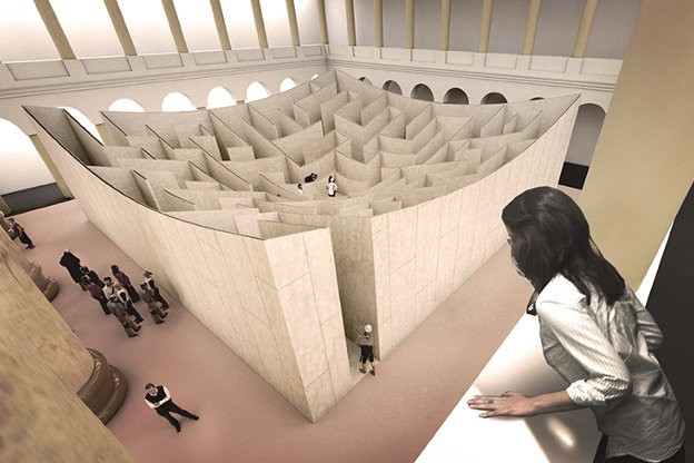 A Colossal Maze With A Modern Twist Is Coming Our Way This Summer