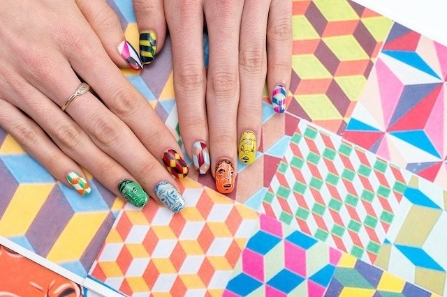 New Site Combines Nail Art And