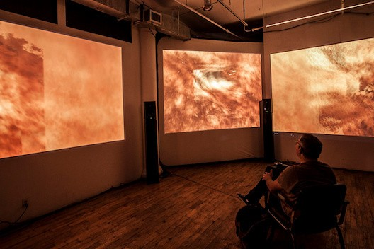 """SKIN"" Transforms Your Emotions Into Sound And Color Through Sweat Data"