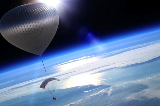 The Future Of Space Tourism May Include A Stadium-Sized Balloon