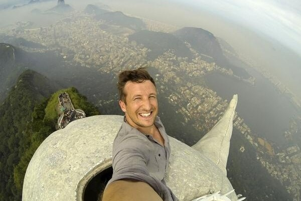These 7 Daredevils Take Selfies To New Heights