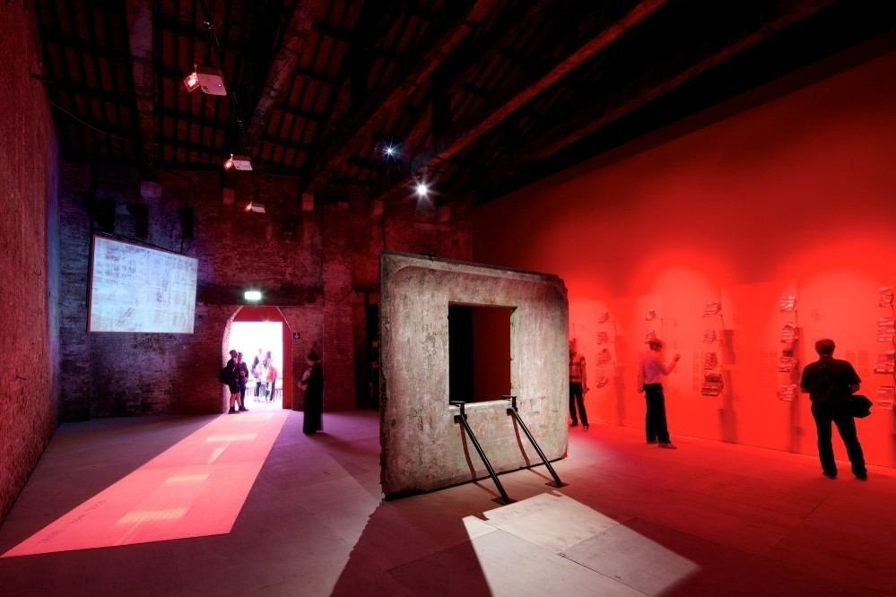 Take A Global Tour Of Design At This Year's Venice Biennale For Architecture