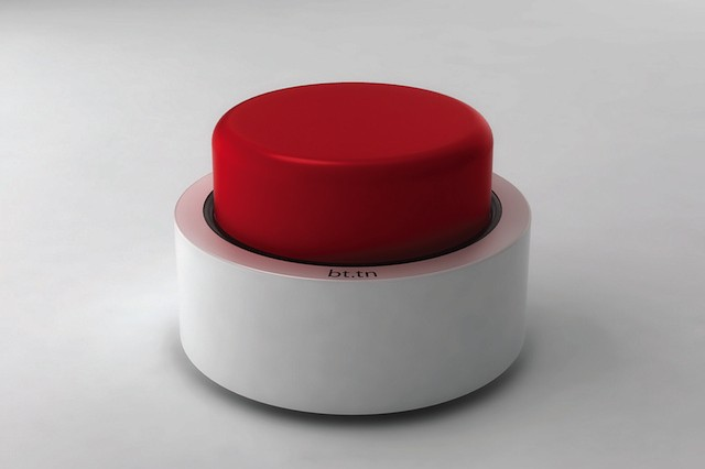 Is This Big Red Button The Evolution Of The Remote Control?