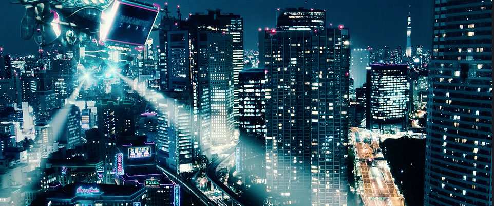 real world tokyo sets this blade runner homage the creators project
