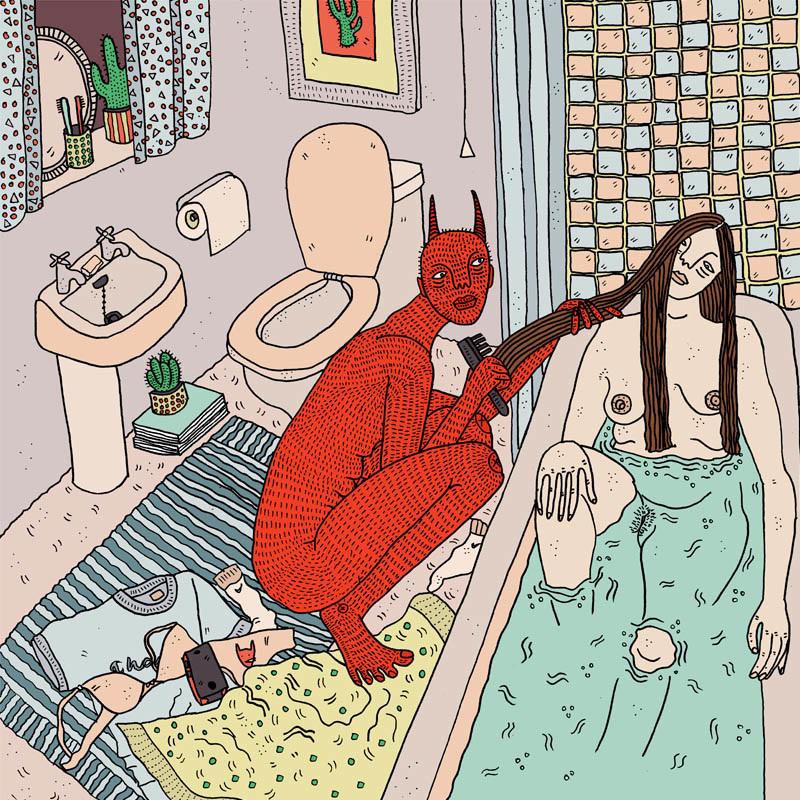 Les filles, ces démons