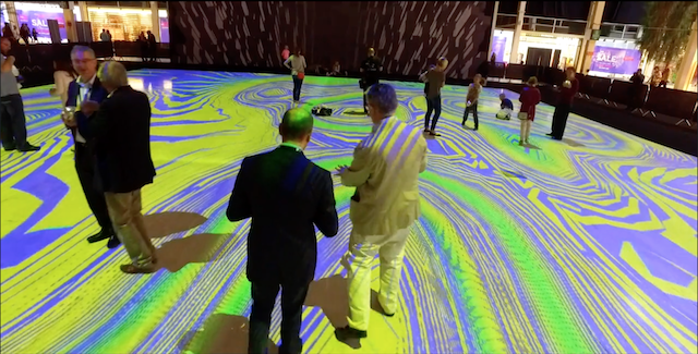 A Literal 'Magic Carpet' Experience Lands in England