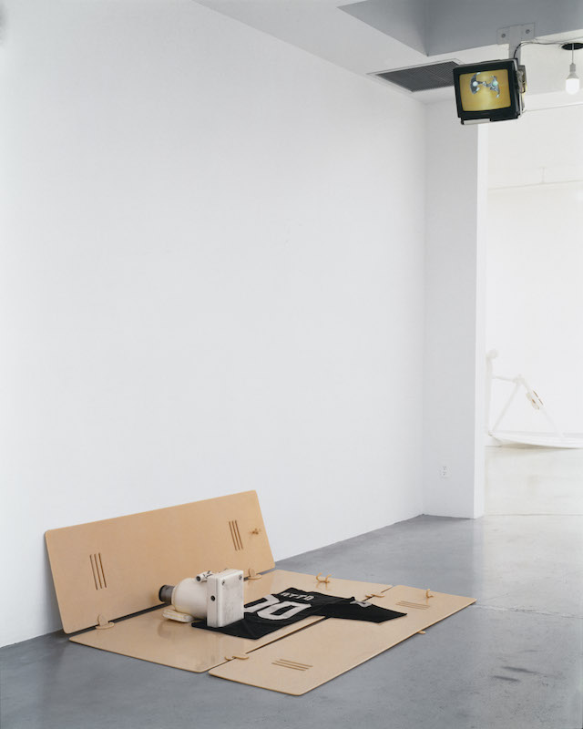 Giants Clean Out Lockers: Matthew Barney's Early Work Is A Metaphysical Gut-Check