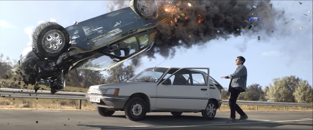 Explore a Car Crash Suspended in Time in this Short Film