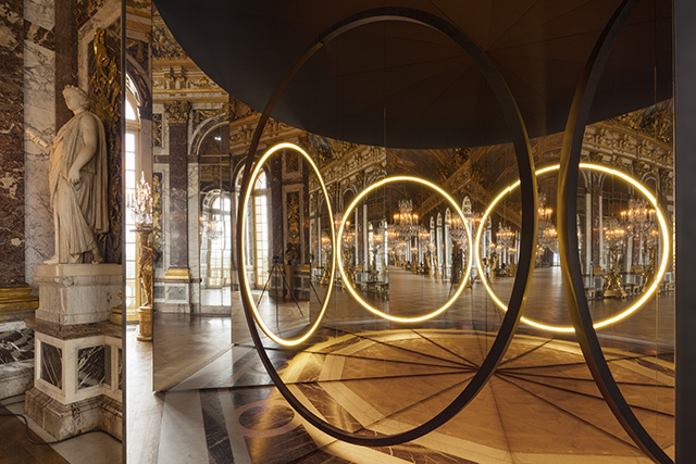 Olafur Eliasson Invades Versailles With Giant Mirrors And