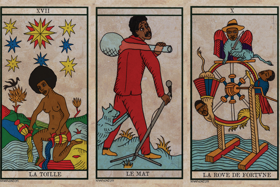 'Black Power Tarot' Cards Feature Billie Holiday, Andre 3000