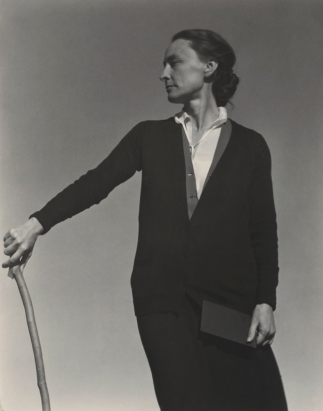 Georgia O'Keeffe's Life, Work, and Wardrobe Come to the Brooklyn Museum