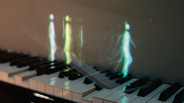 Why Did MIT Make Tiny People Dance on This Piano?