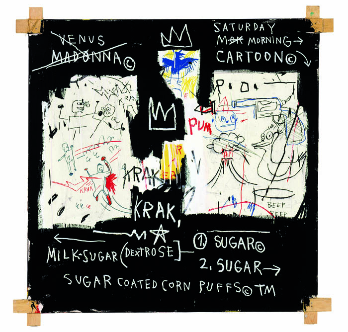 5. Jean-Michel Basquiat, A Panel of Experts, 1982, Courtesy The Montreal Museum of Fine Arts.jpg