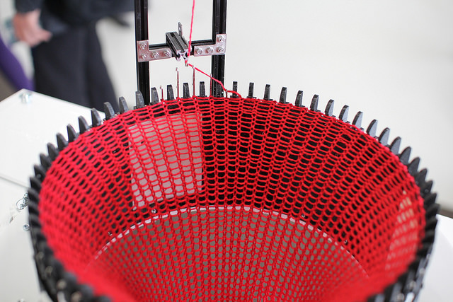 Knitting Machine Diy : Now you can d print your own diy knitting machine the