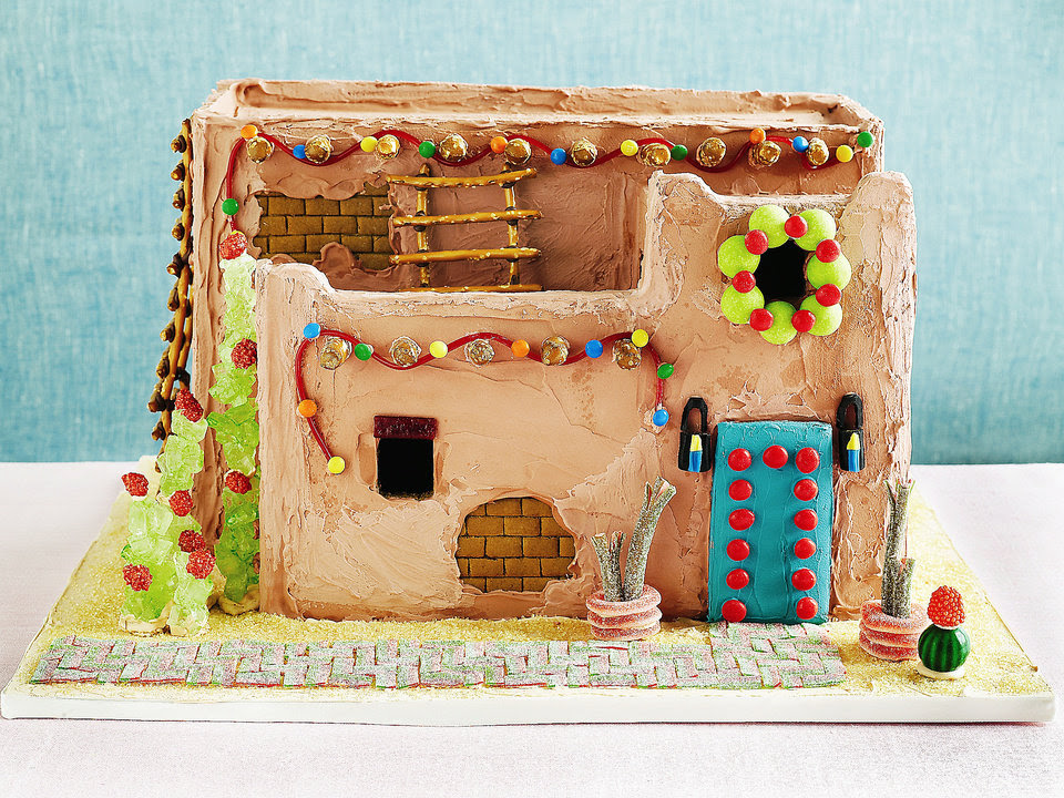 he Do's and Don'ts of Modern Gingerbread House Design  he ... - ^