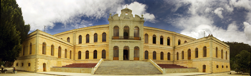 Meet Latin America's First Eco-Friendly Cultural Center