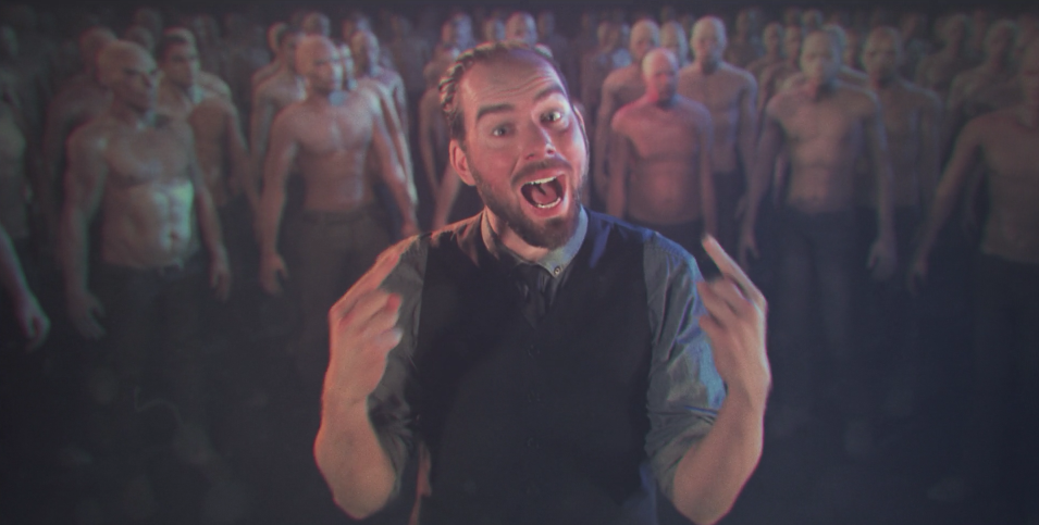 [Music Video] This CGI Circle Pit Puts Real-Life Moshing to Shame