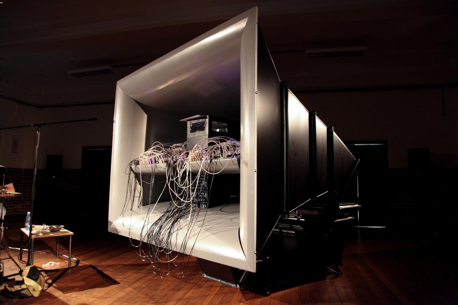 Artist Makes Synthesizer from His Own Stem Cells