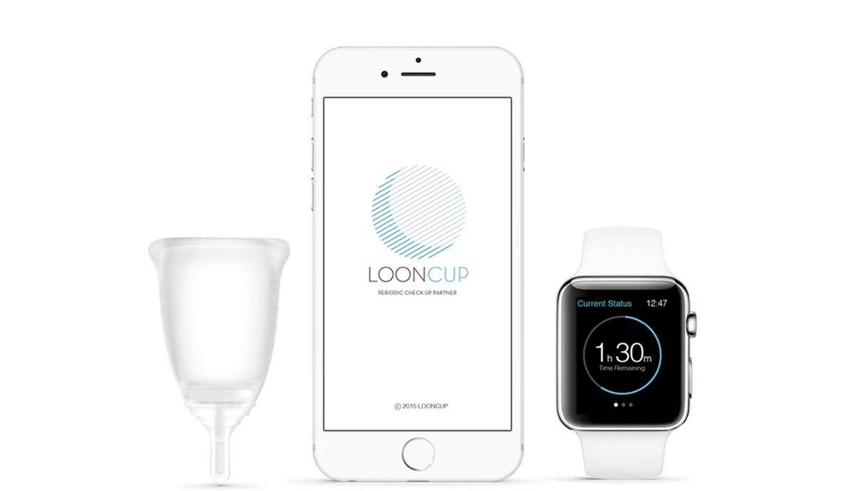 This Menstrual Cup Pairs Up With Your Apple Devices