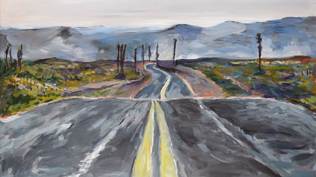 Bob Dylan Paints the American Landscape